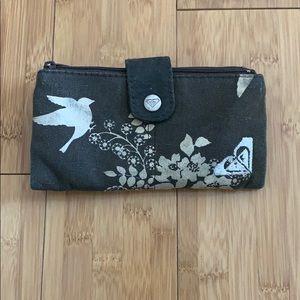 Roxy Printed Wallet